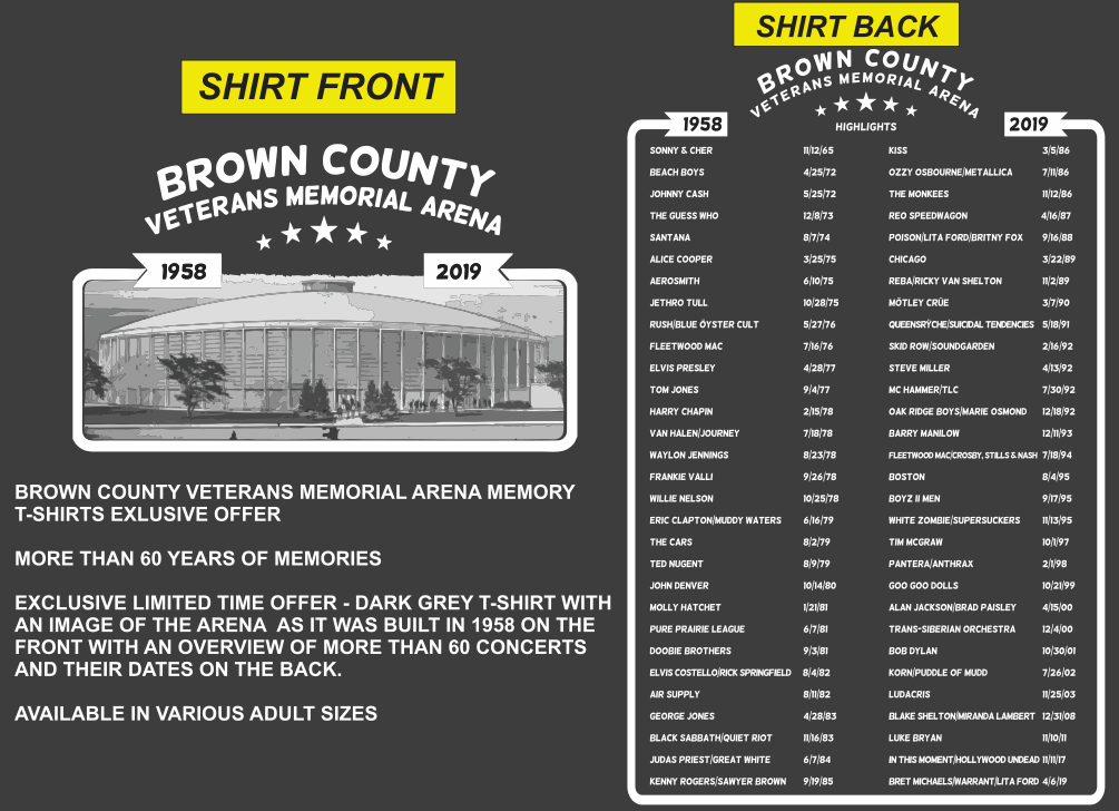 BROWN COUNTY ARENA