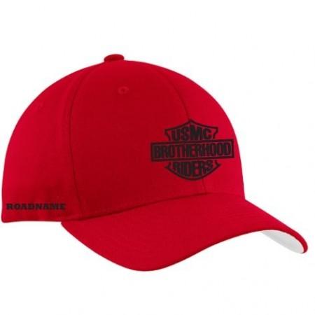 C813 Port Authority® Flexfit® Cotton Twill Cap - BMCR Michigan Chapter -  Company Pride 114000fc93d1