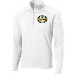 Adult Mens Sport Wick Stretch  1/2 Zip Pullover