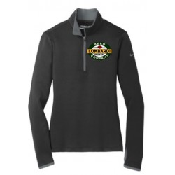 Ladies Dri Fit 1/2 Zip