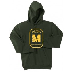PC78H NEW  Port & Company® - Core Fleece Pullover Hooded Sweatshirt
