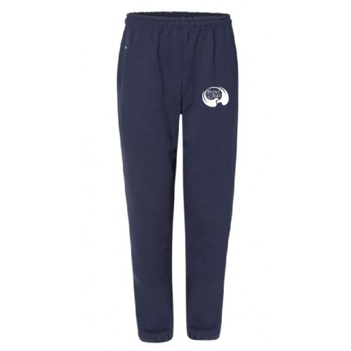 029HBM Russell Athletic - Dri Power® Closed Bottom Sweatpants with Pockets