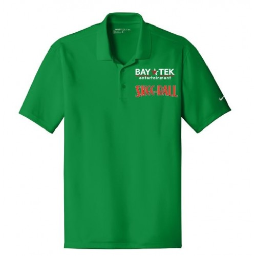 838956  Nike Dri-FIT Players Polo with Flat Knit Collar