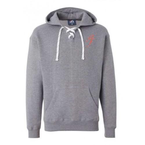 8830 J. America - Sport Lace Hooded Sweatshirt