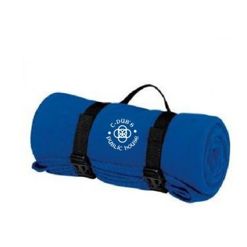 Port Authority® - Value Fleece Blanket with Strap