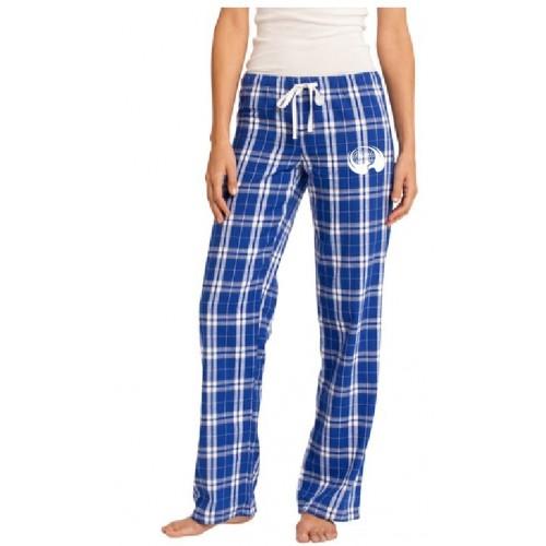 DT2800  District ® Women's Flannel Plaid Pant