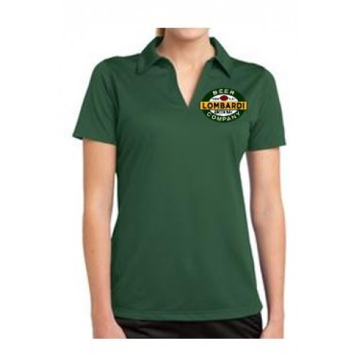 Sport-Tek® Ladies PosiCharge® Active Textured Polo