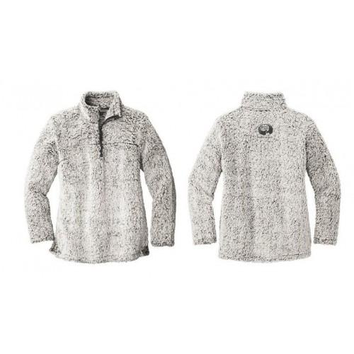 L130  Port Authority® Ladies Cozy 1/4-Zip Fleece