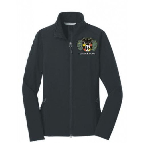 L317 Ladies Port Authority®  Core Soft Shell Jacket