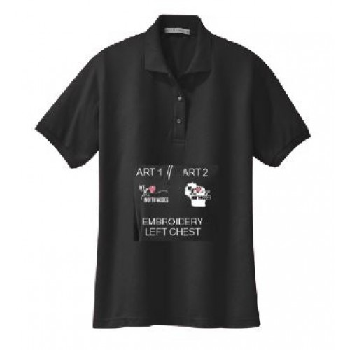 L500 LADIES POLO