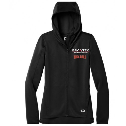 LOE728  OGIO ® ENDURANCE Ladies Stealth Full-Zip Jacket