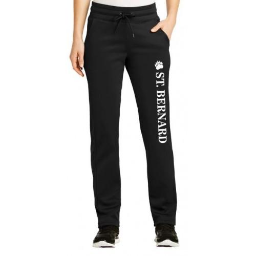 LST237  Sport-Tek® Ladies Sport-Wick® Fleece Pant