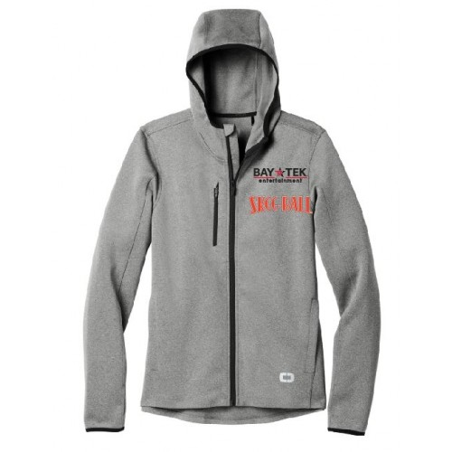 OE728  OGIO ® ENDURANCE Stealth Full-Zip Jacket