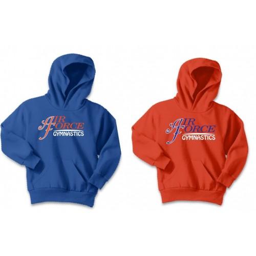 PC90YH  Port & Company® Youth Core Fleece Pullover Hooded Sweatshirt