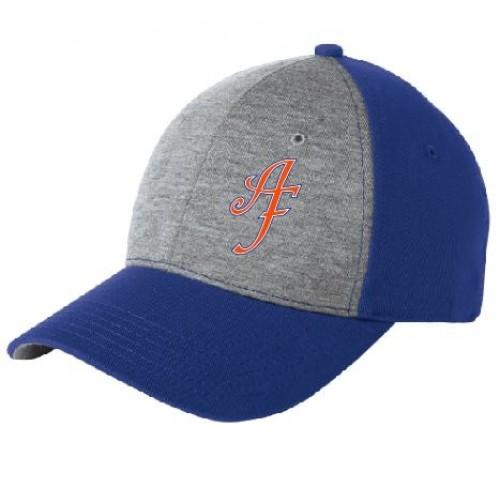 STC18  Sport-Tek® Jersey Front Cap