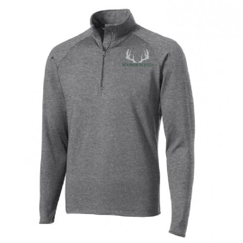 CHARCOAL GREY HEATHER