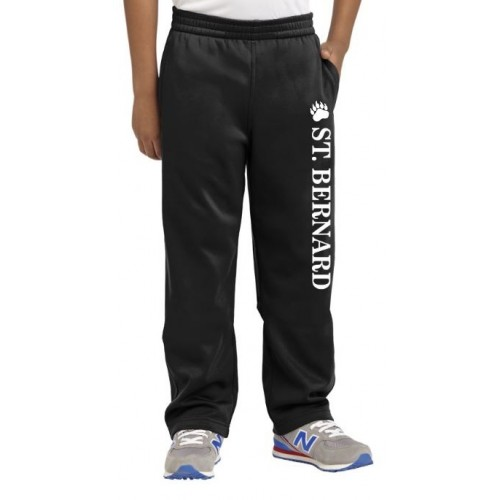 YST237  Sport-Tek® Youth Sport-Wick® Fleece Pant